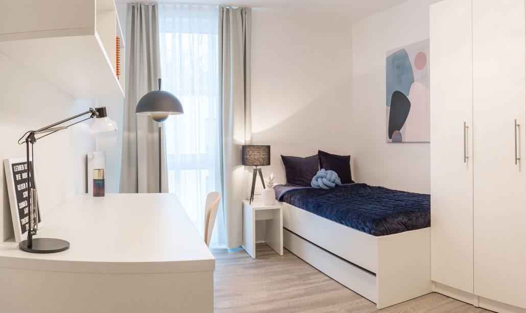 Innenansicht Apartment, Rhein Village, Rhein Village