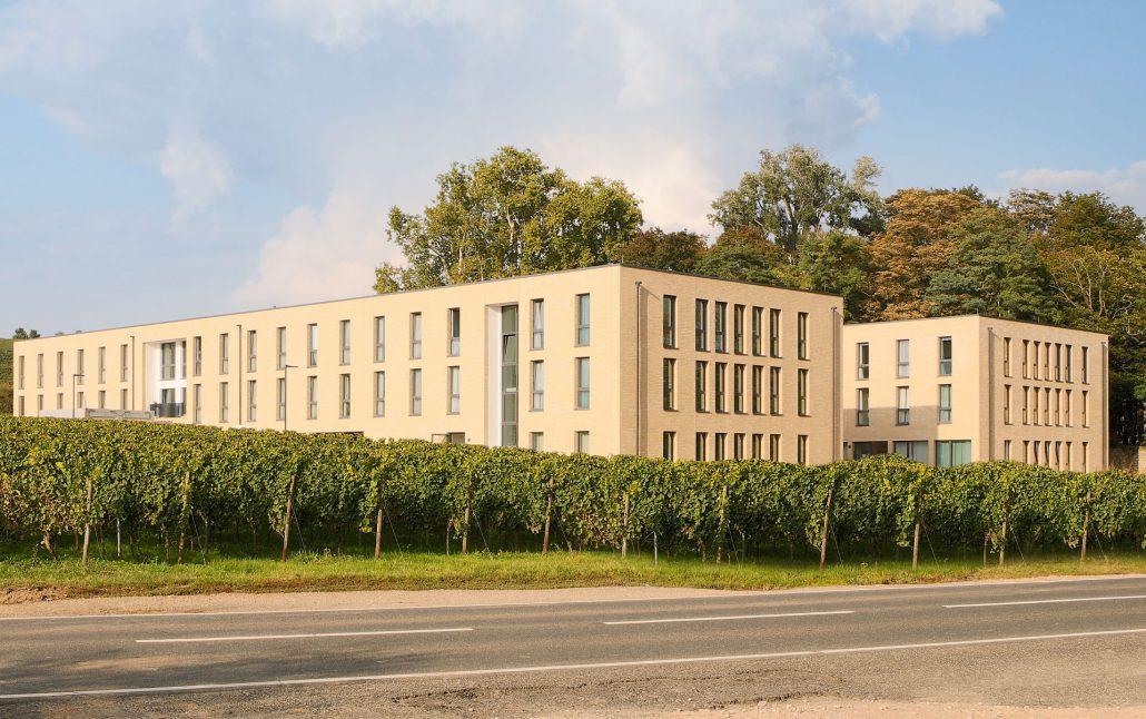 Außenansicht, Rhein Village, Bild von Cube Real Estate