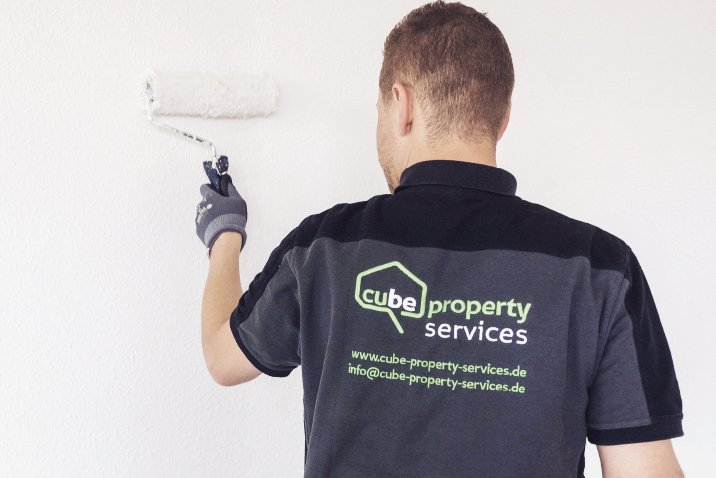 Mitarbeiter Cube Property Services GmbH