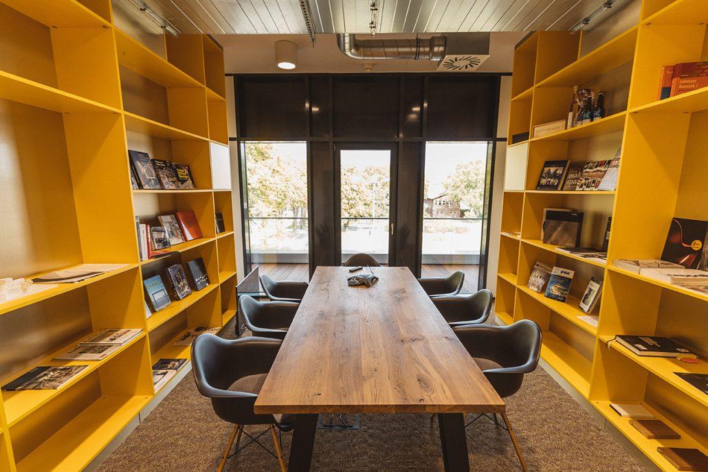 Innenansicht, Cube Offices 574, Bild von Cube Real Estate