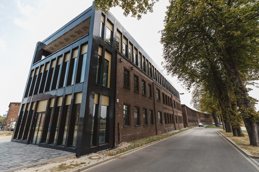 Außenansicht, Cube Offices 574, Bild der Cube Real Estate