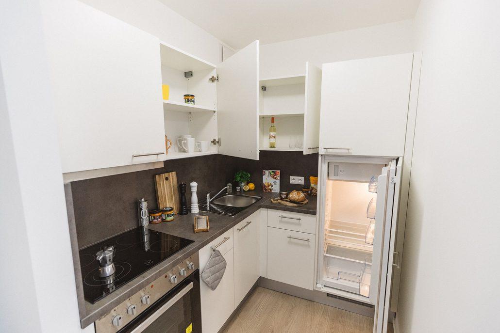 Küche, Merziger Straße, Bild von Cube Real Estate
