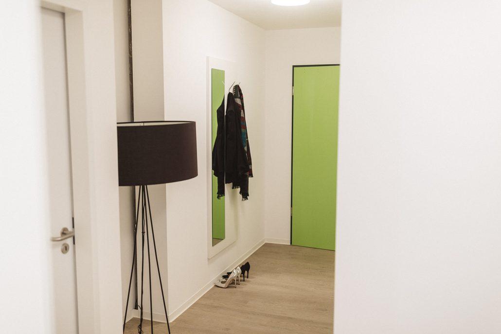 Eingangsbereich, Merziger Straße, Bild von Cube Real Estate