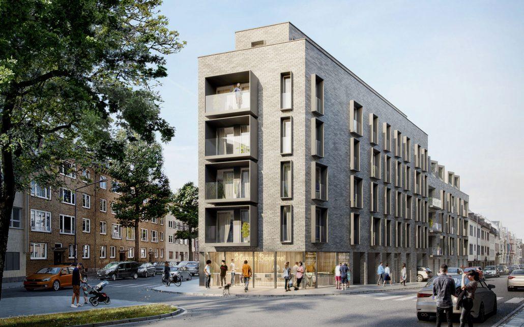 Cube Corner 733 in Aachen: Bild der Cube Real Estate