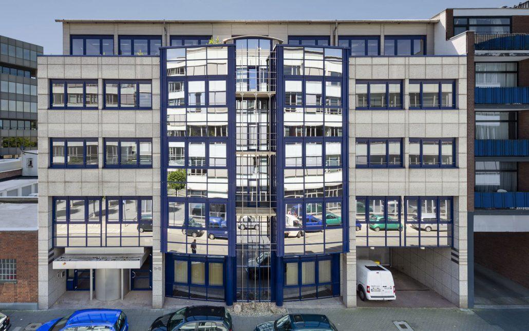 Scheidtweilerstraße in Köln: Symbolbild der Cube Real Estate