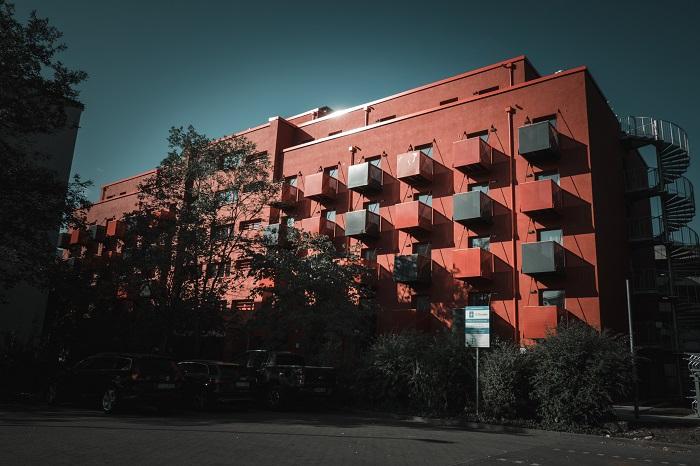 Cube Real Estate, Cube Ruby 923, Außenansicht