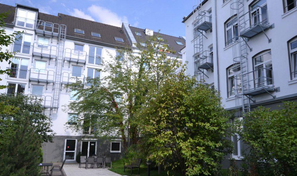 Außenansicht Rosßstraße in Köln, Bild von Cube Real Estate