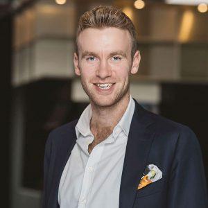 Tilman Gartmeier, Gründer und Geschäftsführer der Cube Real Estate GmbH