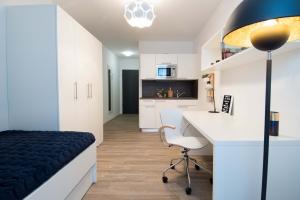 Cube Real Estate, Mikroapartments, kleinteiliges Wohnen