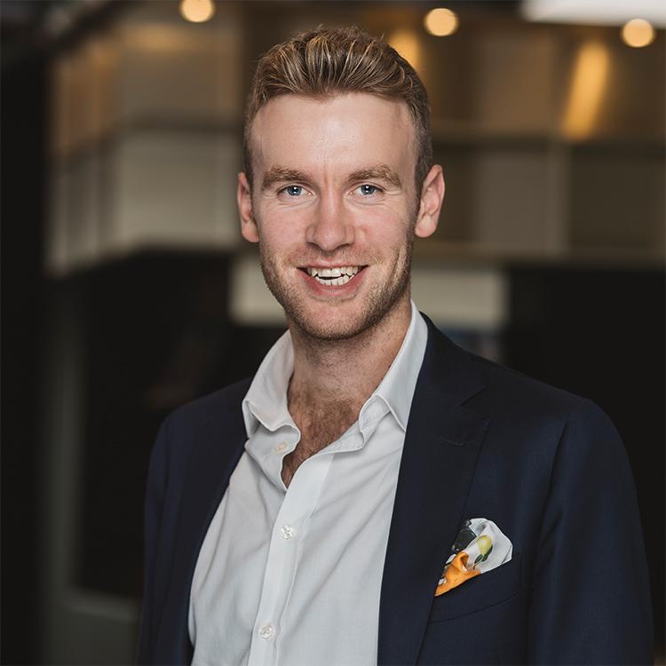 Tilman Gartmeier, Geschäftsführer Cube Real Estate GmbH