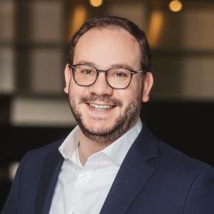 Georg Codjambopoulo, Geschäftsführer der Cube Easy-E GmbH