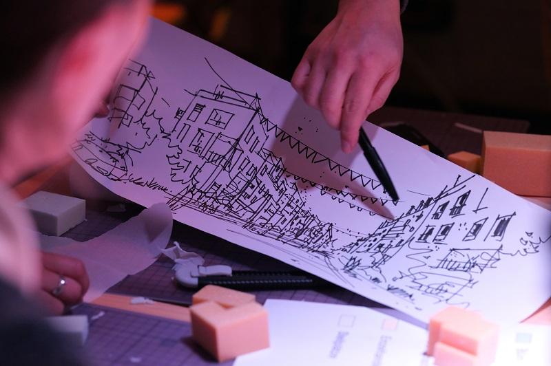 3. Treffen der Planwerkstatt 378, Bild der Cube Real Estate
