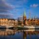 Cube Real Estate Nord, Ansicht der Weser in Bremen