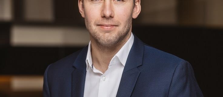 Maurice Lierschaft, Mitarbeiter bei Cube Real Estate