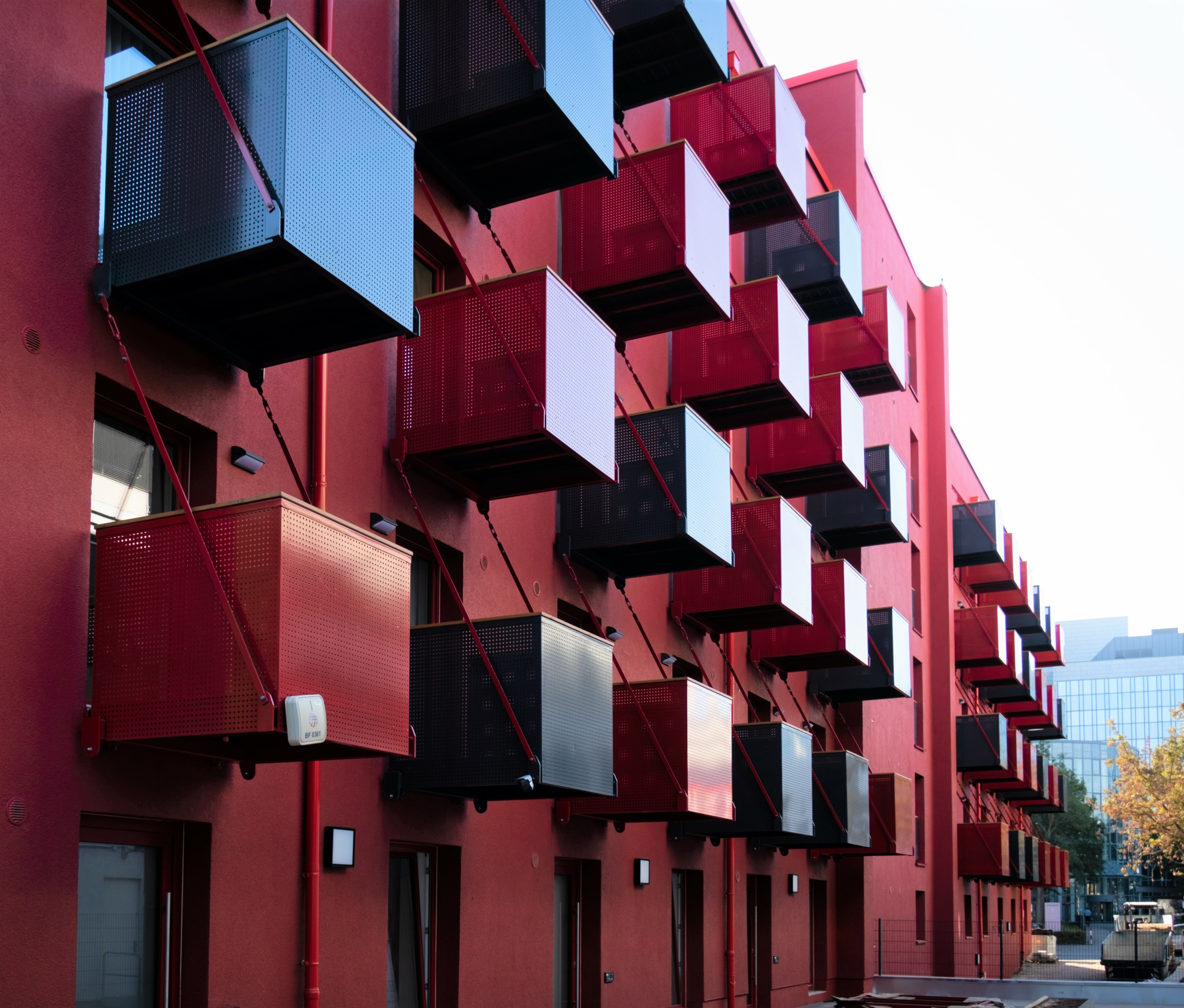 Cube Ruby 923 in Frankfurt am Main, ein Projekt der Cube Real Estate