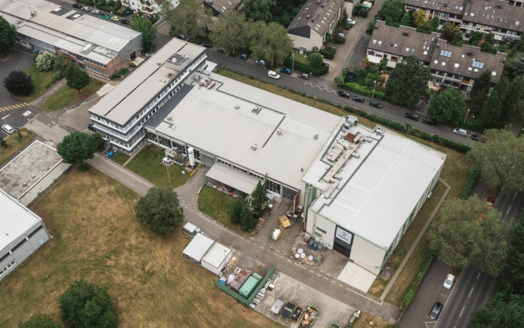 Cube Real Estate, Ansicht des Projektes Bonn, Georg-von-Boeselager-Straße